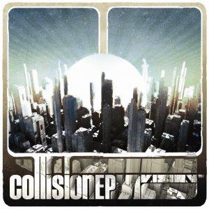 Noisia - Collision EP - Front