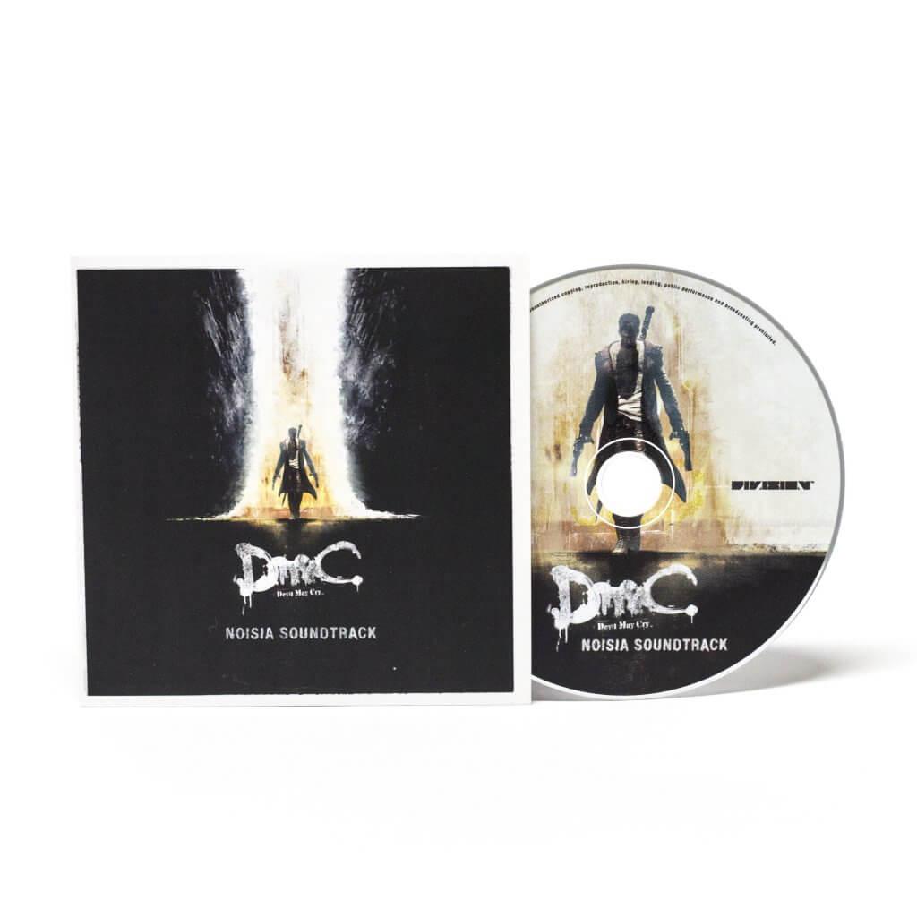 Devil May Cry (Original Soundtrack) (CD)