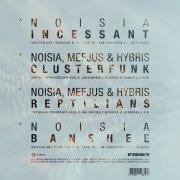Noisia - Incessant - Back