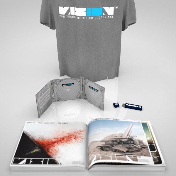 ten years of vision deluxe bundle