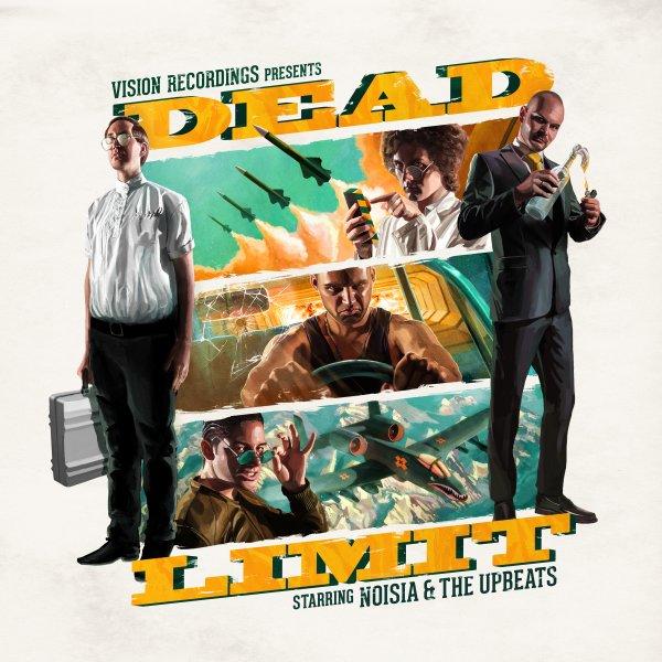Dead Limit cover