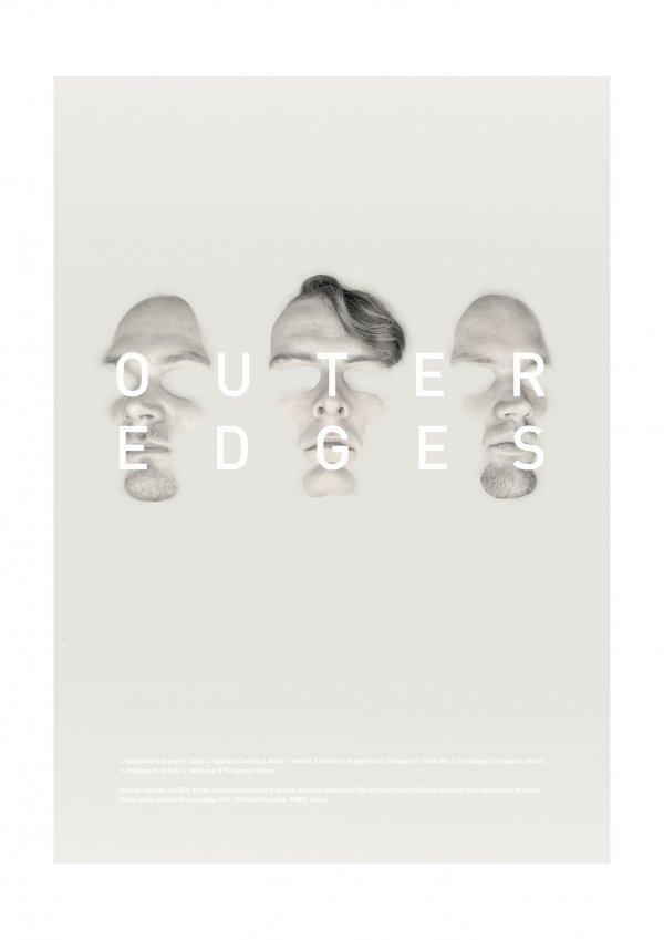 Noisia - Outer Edges poster