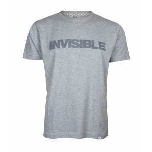 Invisible T-shirt Grey