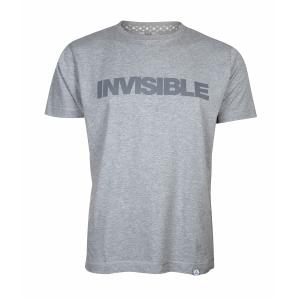 Invisible T-shirt Grey