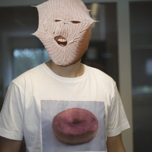 Hairy Donut T-shirt