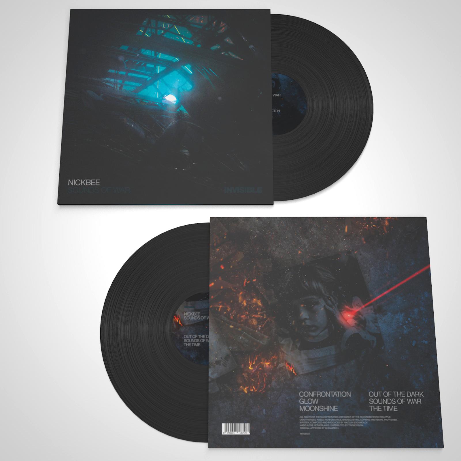 NickBee - Sounds of War EP