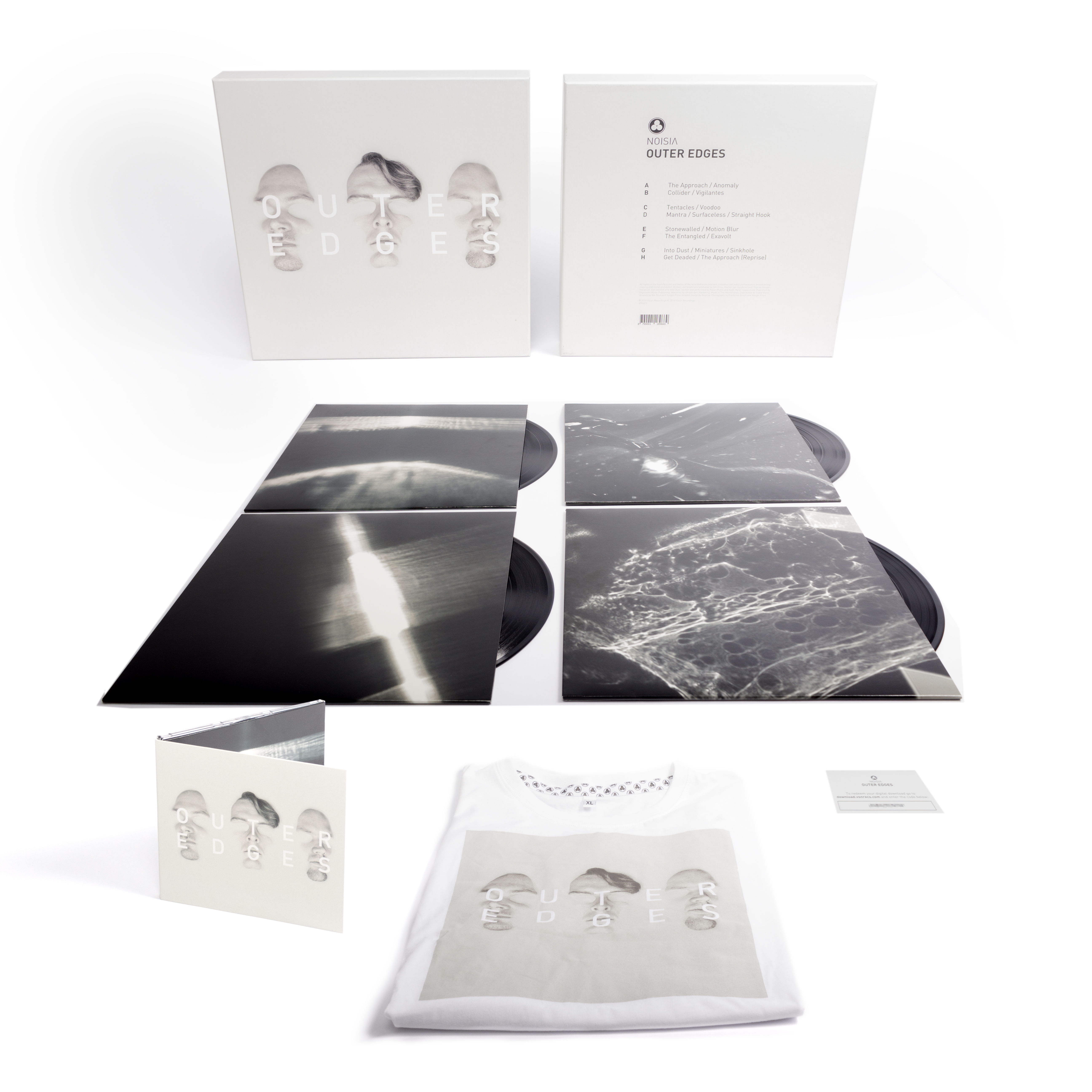 Noisia - Outer Edges bundle