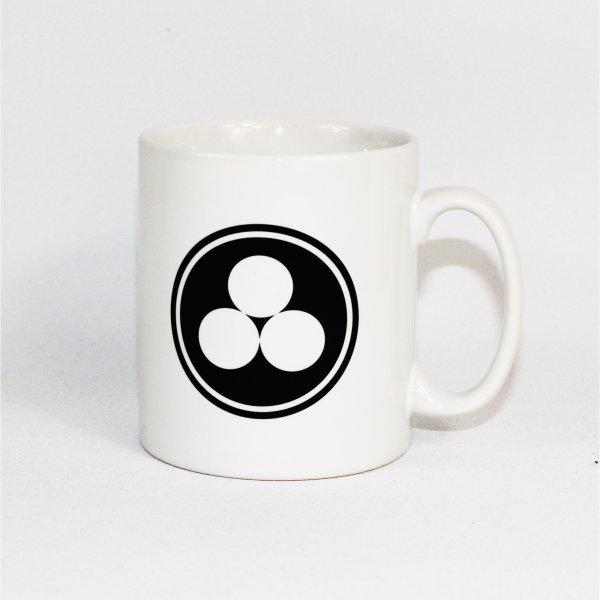 Noisia Mug White