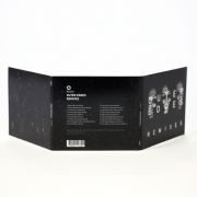 Outer Edges Remixes CD