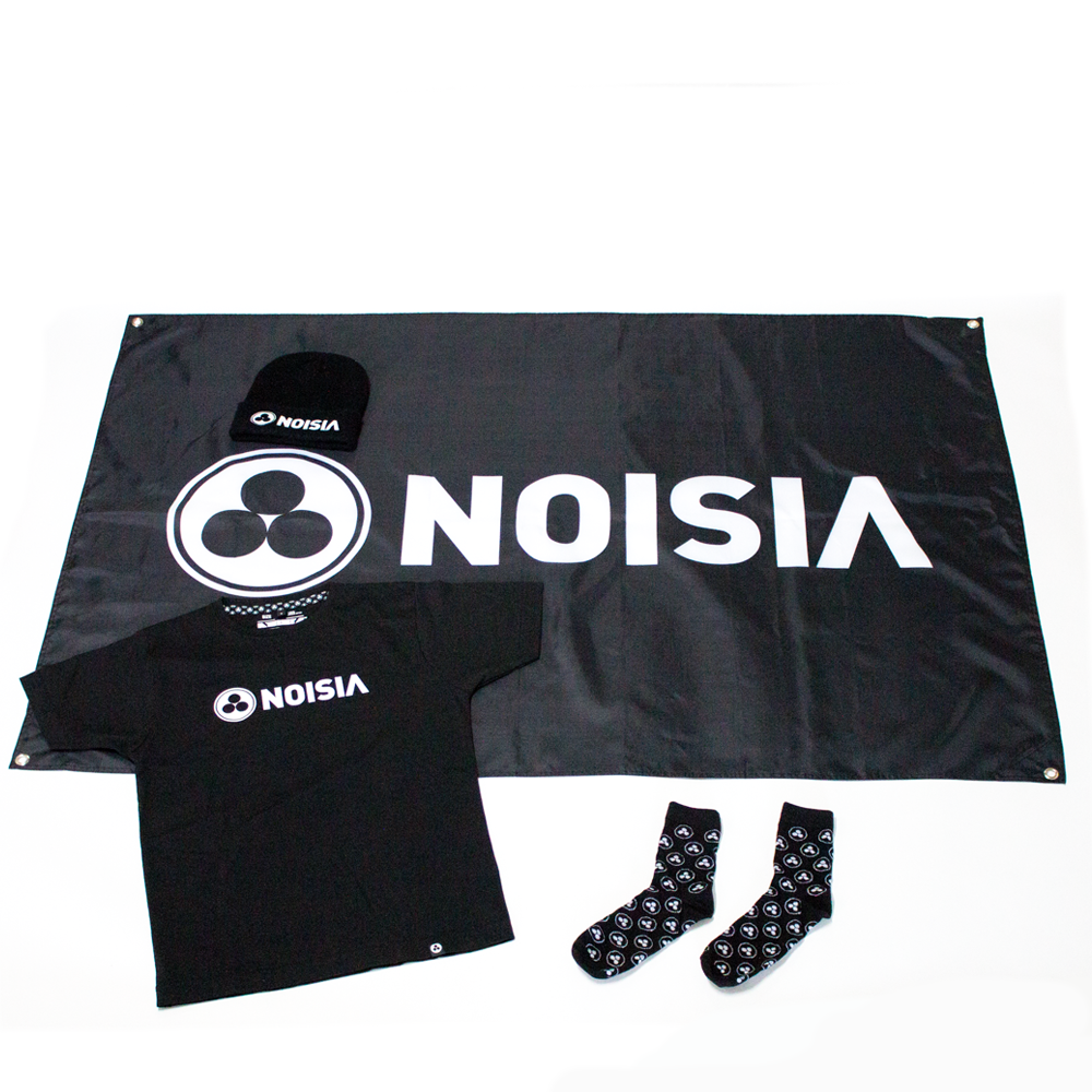 fbbe91e37d6 Noisia Merch Bundle - Vision Recordings