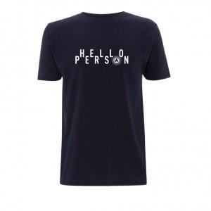 HELLO PERSON t-shirt