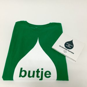 Butje T-shirt en CD Groen