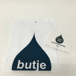 Butje T-shirt en CD wit