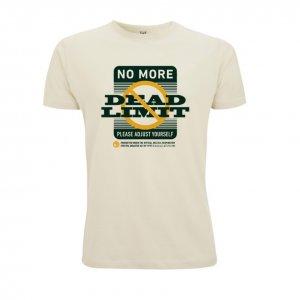 No More Dead Limit T-shirt