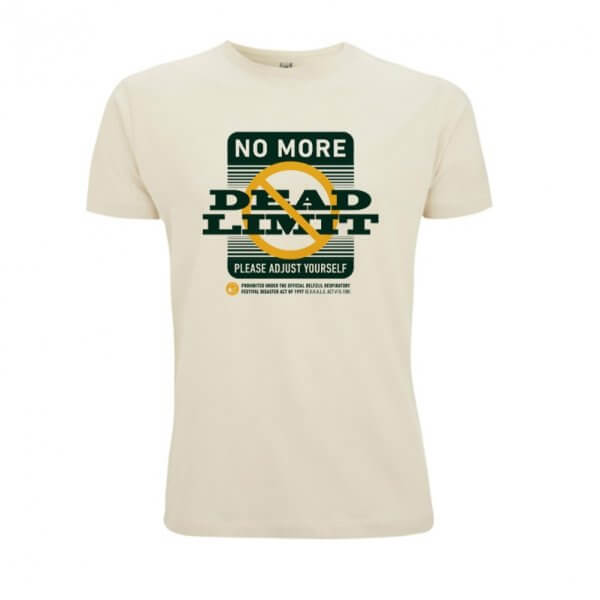 No More Dead Limit T-shirt