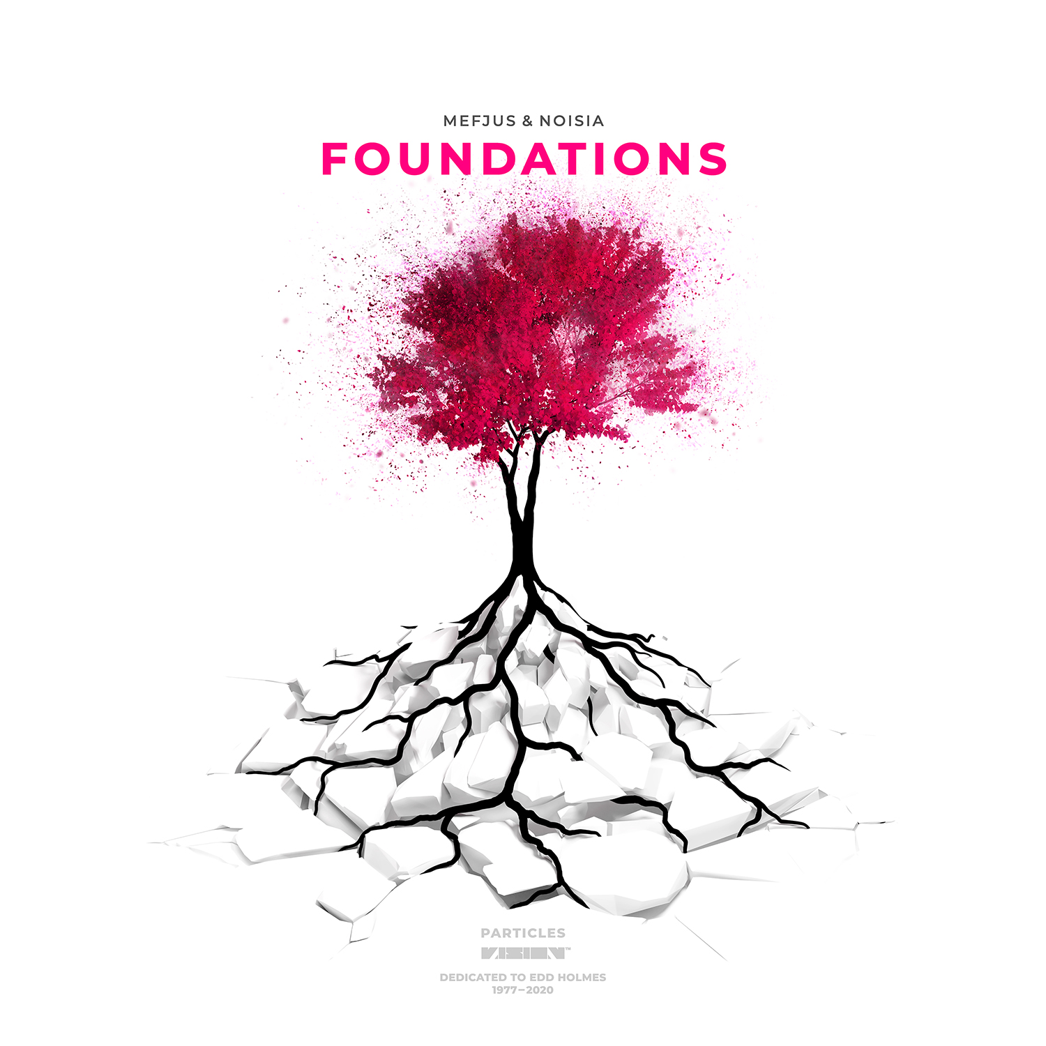 Mefjus & Noisia - Foundations (Digital) - Vision Recordings