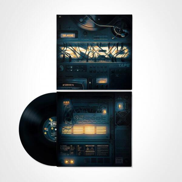 DJ Ride - ENRO (Vinyl)